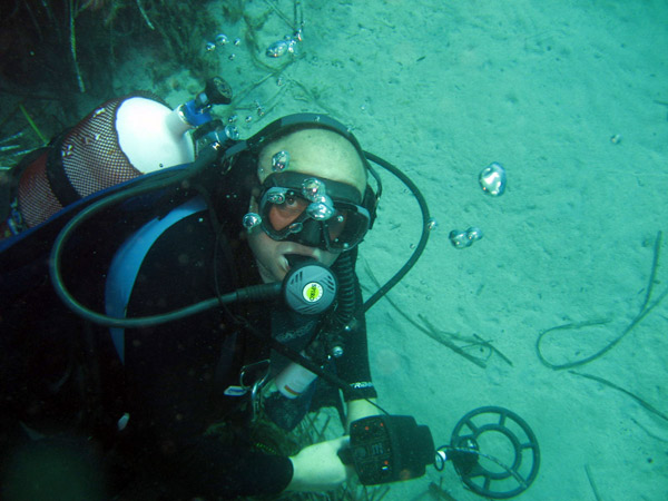 detection sous marine